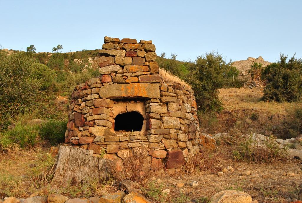 2 horno de piedra dcaminata
