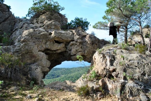 6. Arco de calcarenita