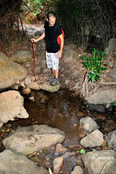 8. Paso del arroyo de la Fuentesanta