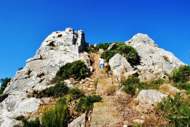2.Escaleras de la Peña.